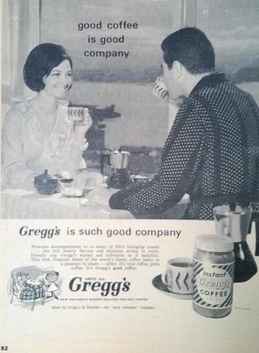 Carousel advert from 1966 Greggs10
