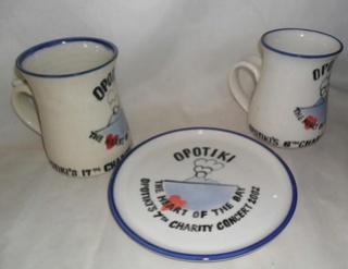 Cheddar Valley Pottery Margar10