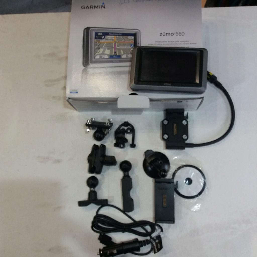 [VDS] GPS ZUMO 660 et Montana 610 20201110
