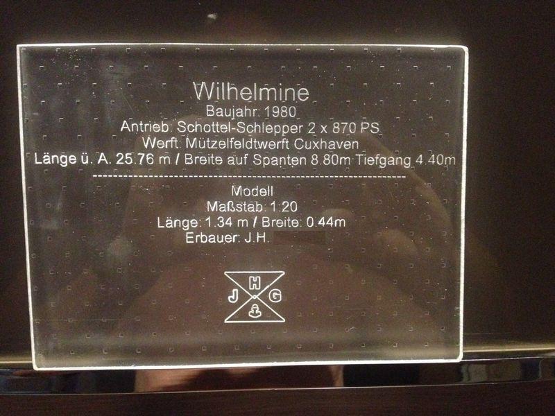 Hafenschlepper WILHELMINE 1:20 BAUBERICHT - Seite 4 Wilhel99
