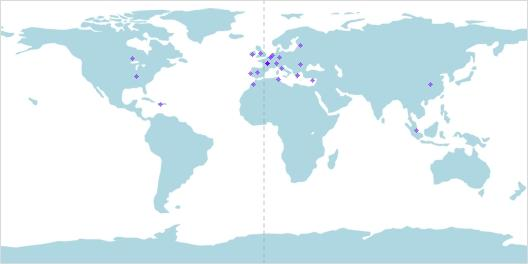 Les visiteurs du forum Ecigarette-public dans le monde Map_co12