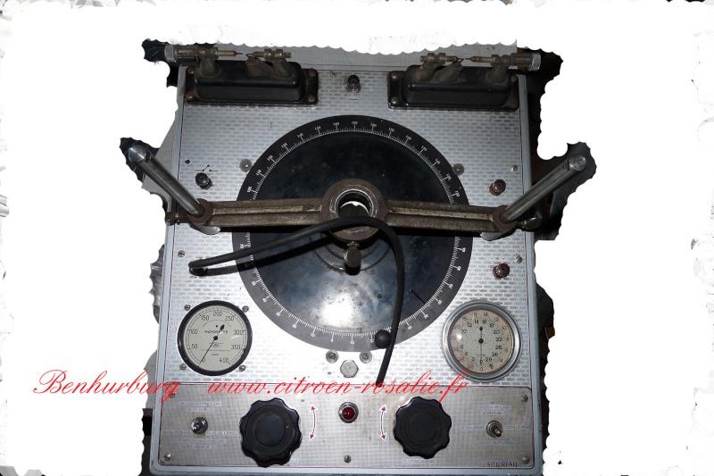 Banc Souriau 1263 ou 1264 : remplacement de la lampe par des leds. P1080314