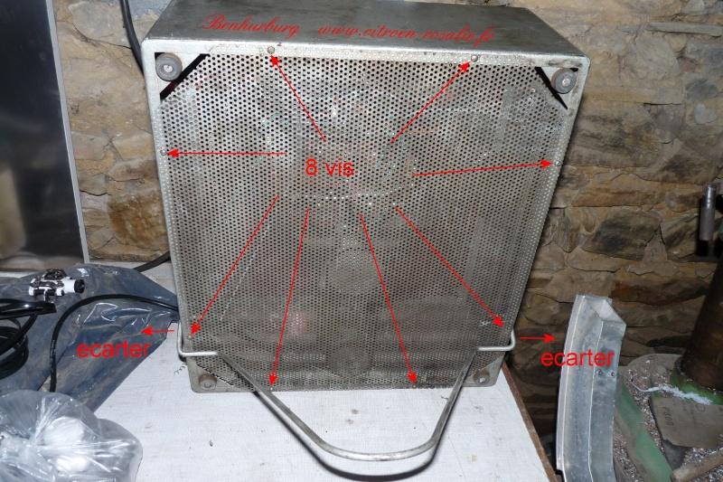 Banc Souriau 1263 ou 1264 : remplacement de la lampe par des leds. P1080319