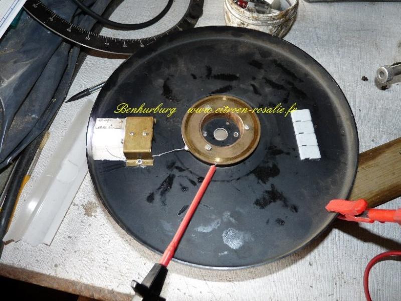 Banc Souriau 1263 ou 1264 : remplacement de la lampe par des leds. P1080423