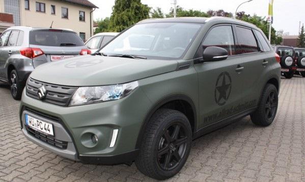 NATO VITARA GERMANY Nato110