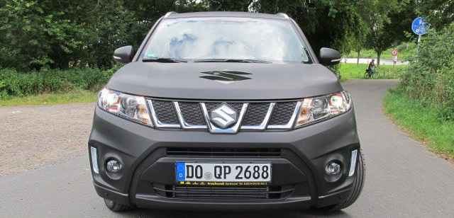 SATIN BLACK VITARA WRAP GERMANY S1603011