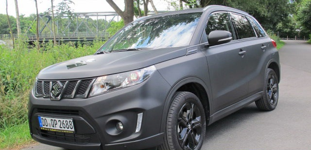 SATIN BLACK VITARA WRAP GERMANY S1603012
