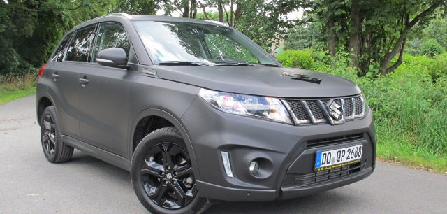 SATIN BLACK VITARA WRAP GERMANY S1603013