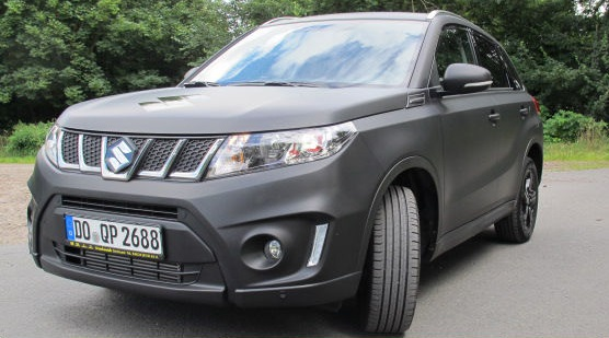 SATIN BLACK VITARA WRAP GERMANY S1603014