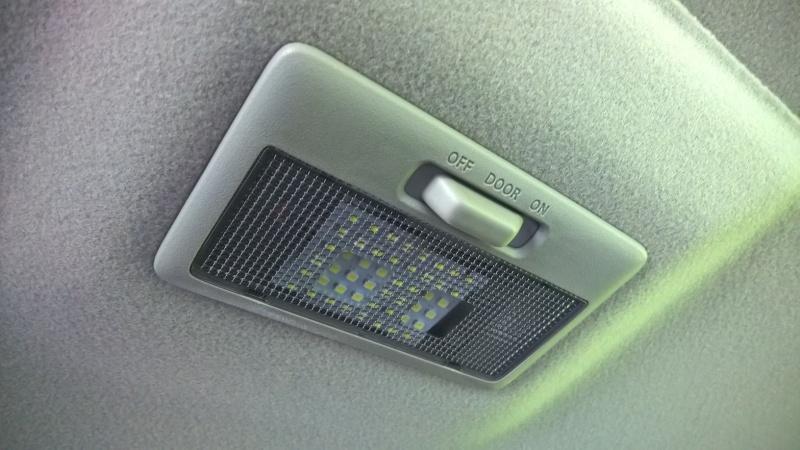 LED INTERIOR/LUGGAGE LIGHT UPGRADE Wp_20111