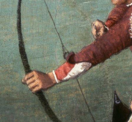la pêche au canards à l'arc Arcjal10