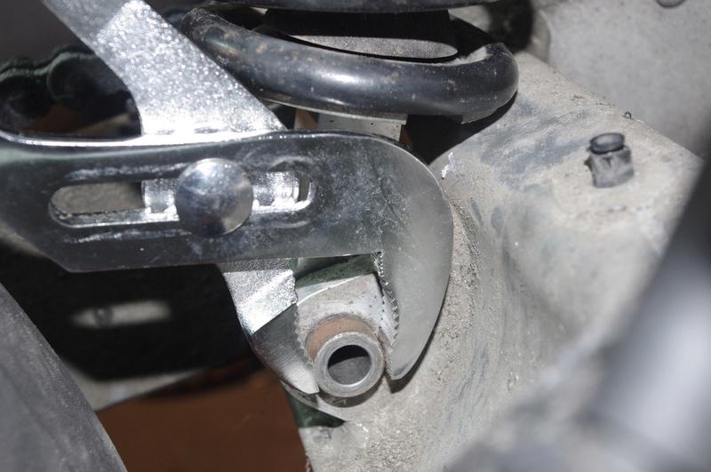 [CR] Remplacer son amortisseur - FZ6-N 1410