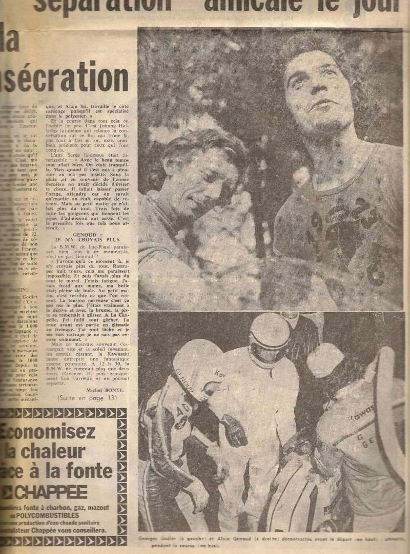 n° 7 du Bol d'or 1974 - Page 6 Le_mai13