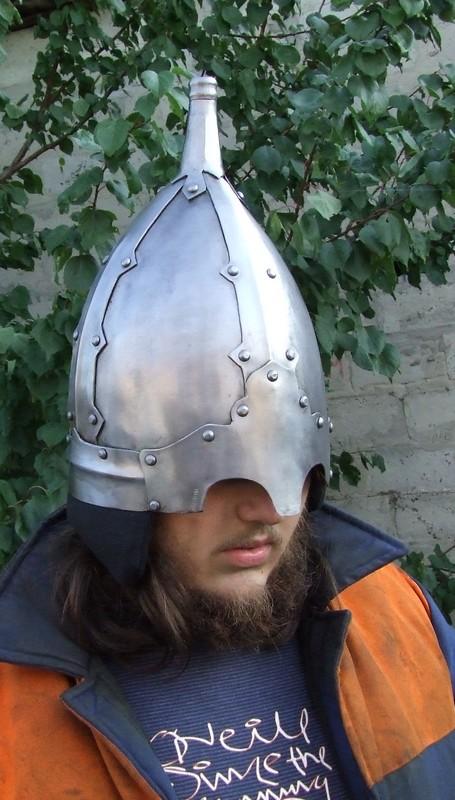 Шлем Река Мульта от Бьярни(Беовульфа) Dscf6811