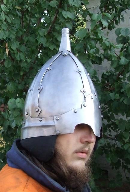 Шлем Река Мульта от Бьярни(Беовульфа) Dscf6814