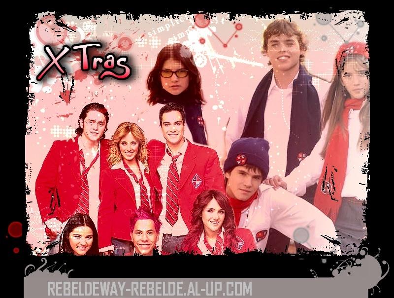 Rebelde way(Erreway) & Rebelde(RBD)