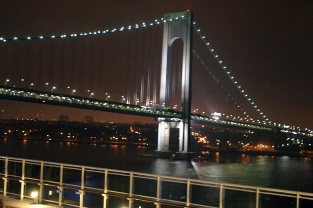 Random Photos of QM2 and Leaving NYC Ver10