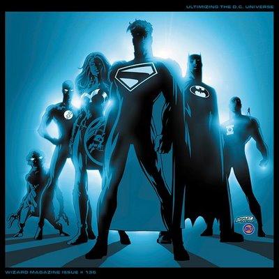 ¿Odias a los Superhéroes? ¿Sabes algo de ellos? Ultima10