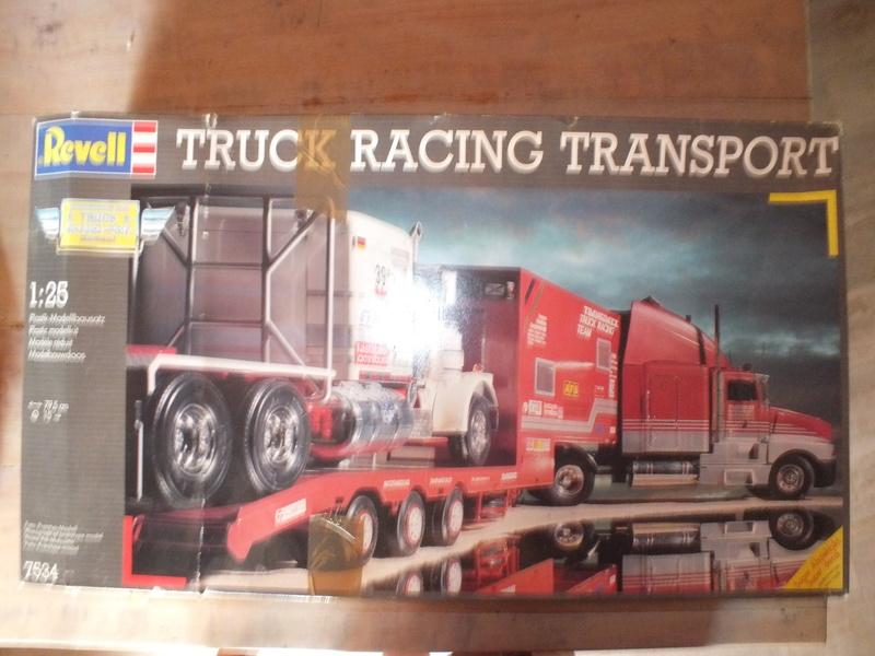 Revell Truck Racing Transport Dscf0040