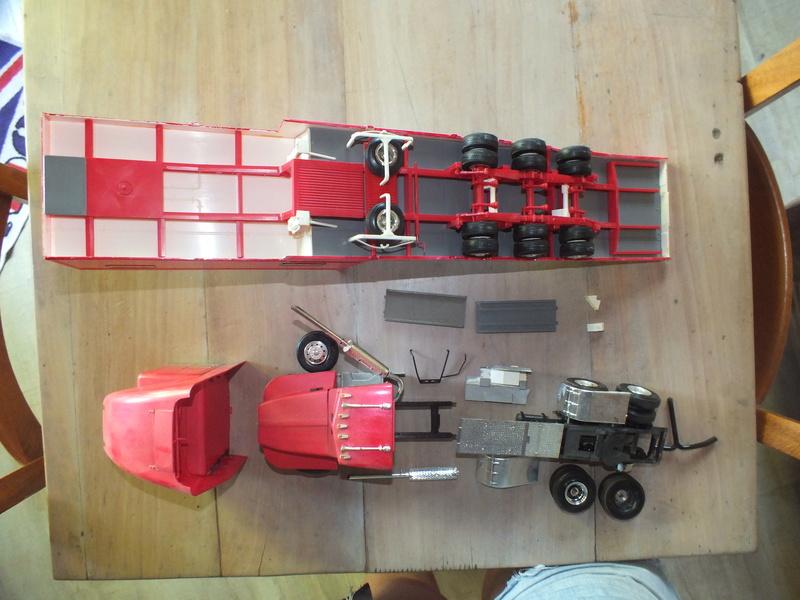 Revell Truck Racing Transport Dscf0041
