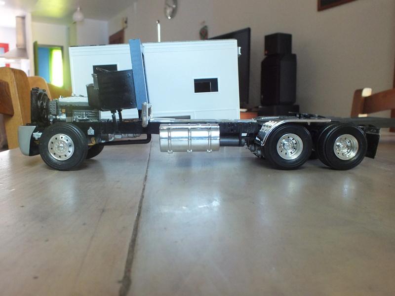 Revell Truck Racing Transport Dscf0066