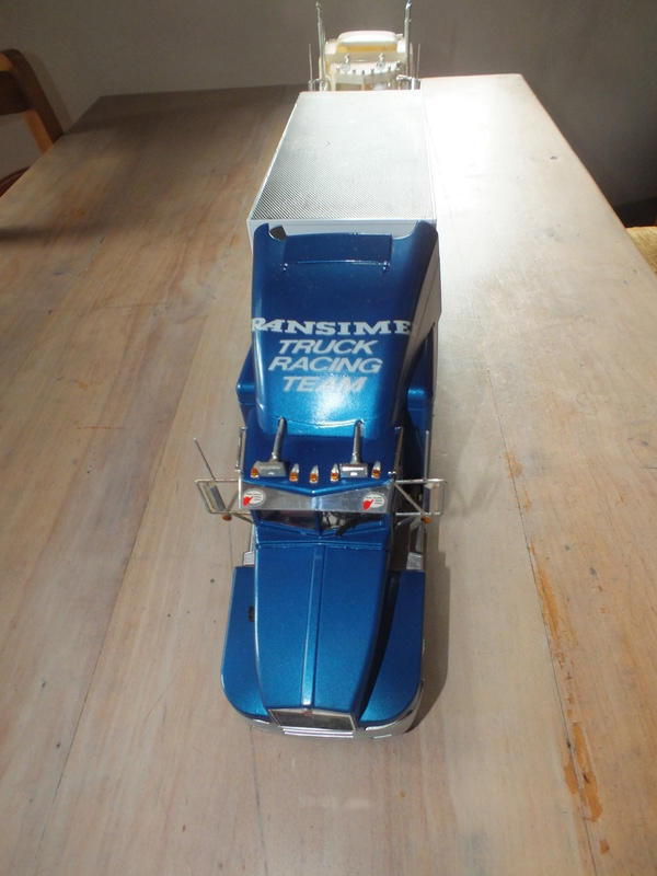 Revell Truck Racing Transport Dscf0076