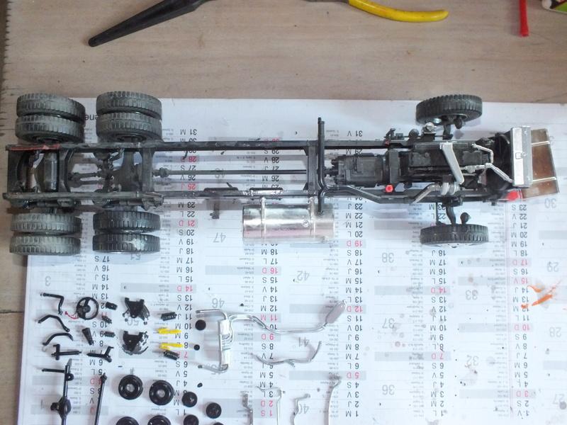 Italieri US Wrecking Truck Dscf0085