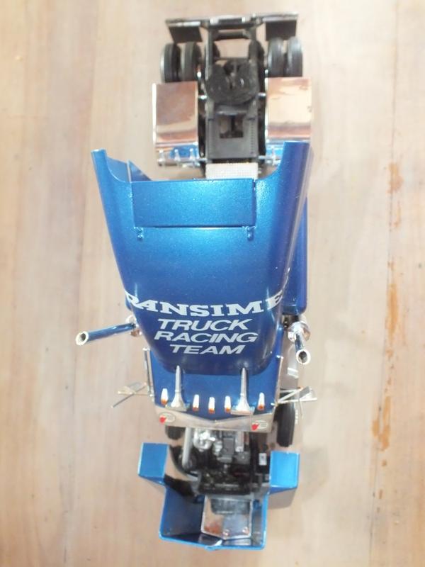 Revell Truck Racing Transport Dscf0093