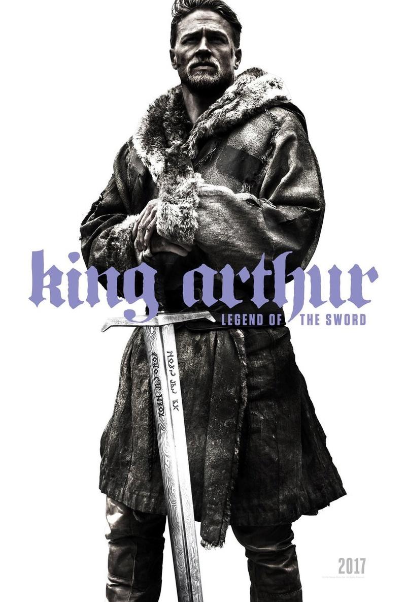 King Arthur : La légende de l'épée (2017) Historique, Action, Aventure Cobmzs10