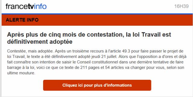 """La """"Loi Travail"""" définitivement adoptée Sans_t10"""