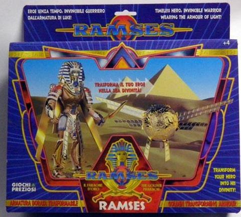 RAMSES (GIOCHI PREZIOSI) 1998 0110