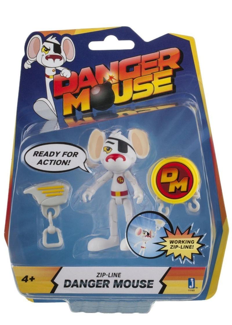 Dare Dare Motus - Danger Mouse (Jazwares) 2016 Dm0110