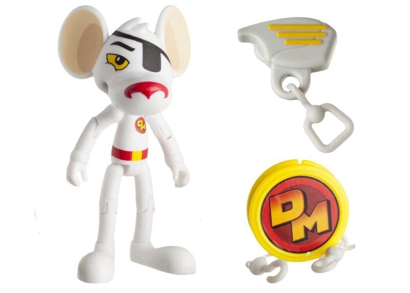 Dare Dare Motus - Danger Mouse (Jazwares) 2016 Dm0210