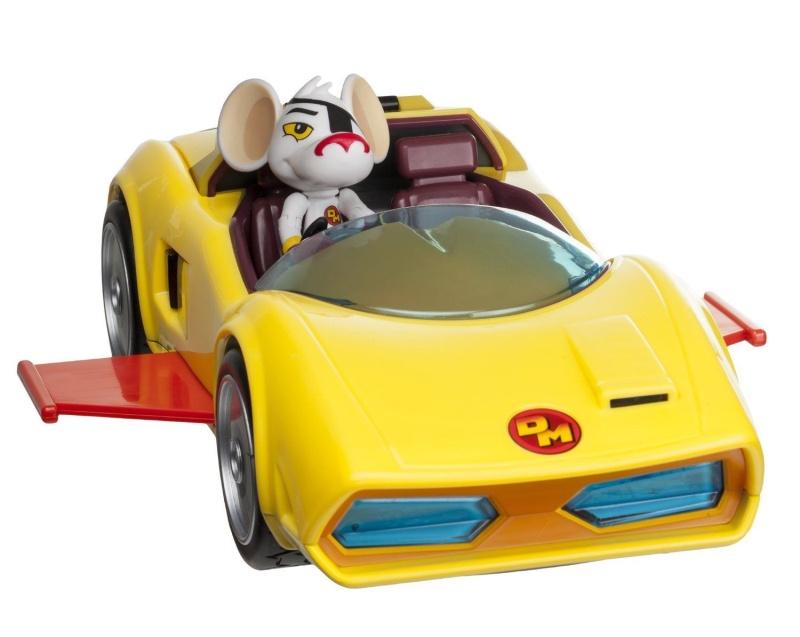 Dare Dare Motus - Danger Mouse (Jazwares) 2016 Dm1210