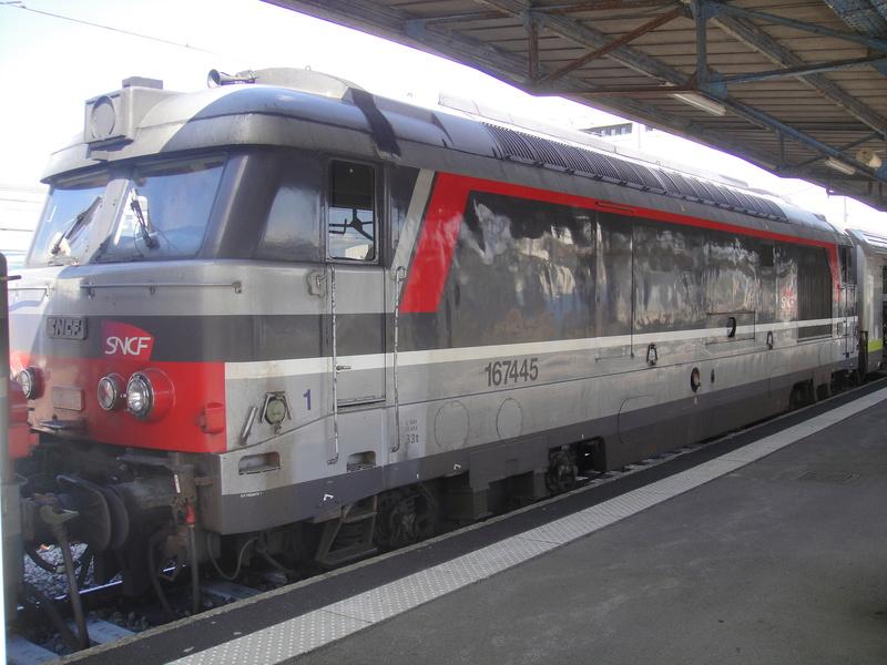 Nantes - Intercités n°3830 Quimper Bordeaux 19 sept 2015 Camare12