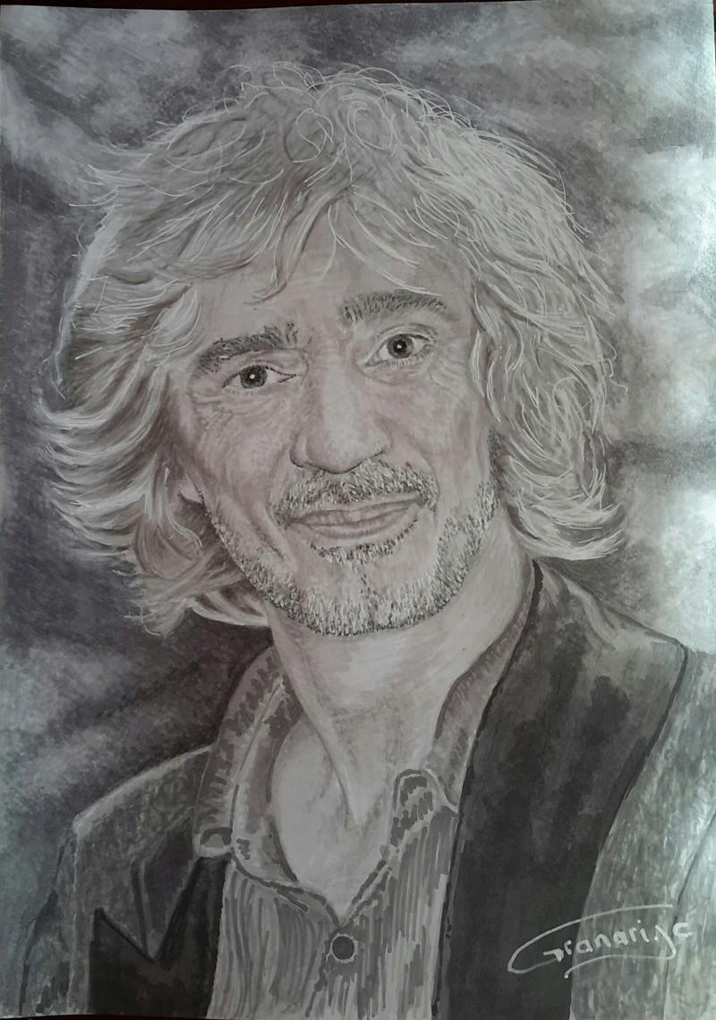 Portrait de Louis Bertignac Studio13