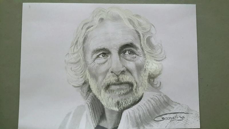 Portrait pierre richard Studio15