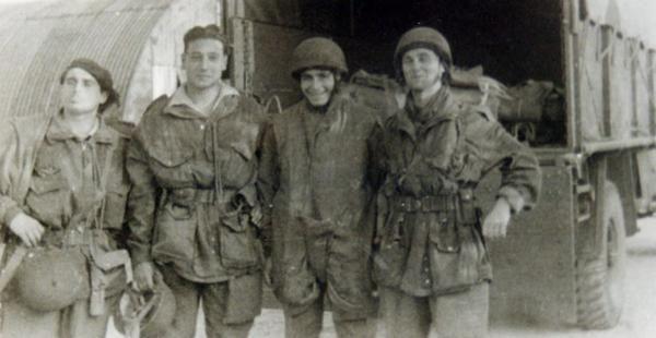 L'épopée des SAS Belges et de leur leader, le Cpt « BLUNT » BLONDEEL  11158710