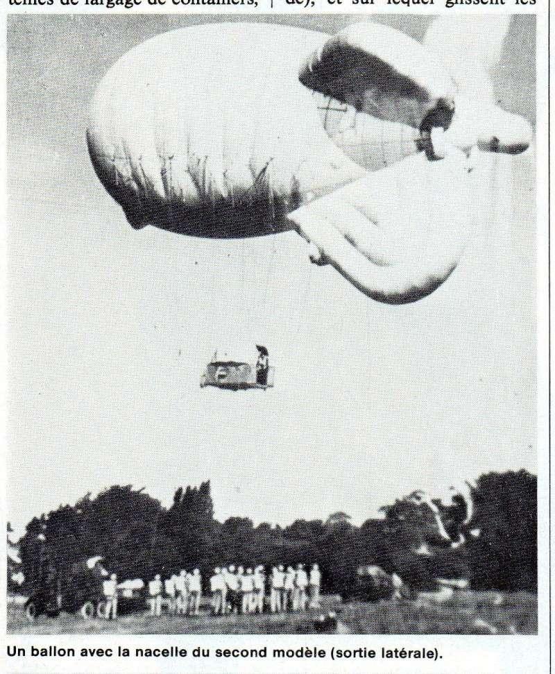 L'épopée des SAS Belges et de leur leader, le Cpt « BLUNT » BLONDEEL  Ballon10