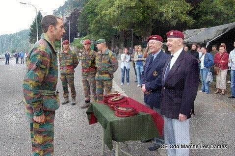 L'épopée des SAS Belges et de leur leader, le Cpt « BLUNT » BLONDEEL  - Page 2 Ce-cdo10
