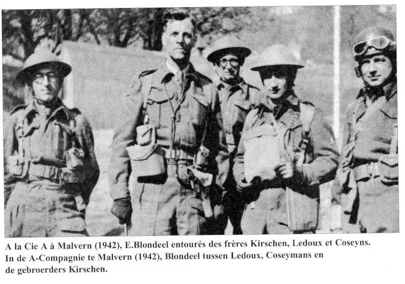 L'épopée des SAS Belges et de leur leader, le Cpt « BLUNT » BLONDEEL  Img26811