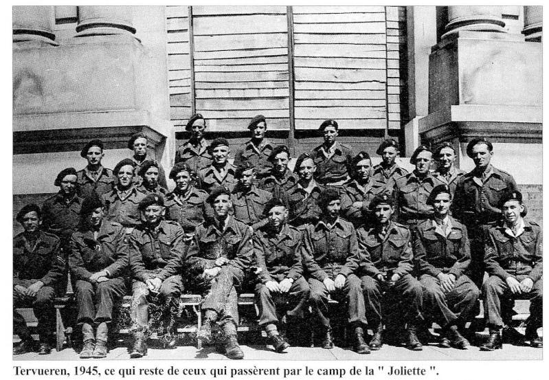 L'épopée des SAS Belges et de leur leader, le Cpt « BLUNT » BLONDEEL  Img27210