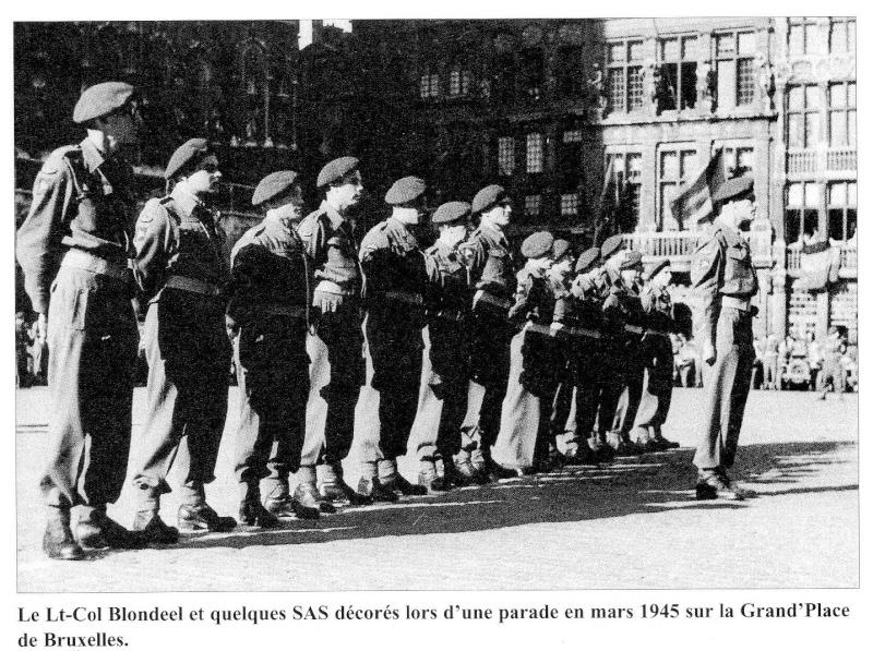 L'épopée des SAS Belges et de leur leader, le Cpt « BLUNT » BLONDEEL  Img27410