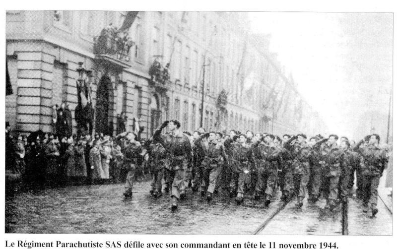 L'épopée des SAS Belges et de leur leader, le Cpt « BLUNT » BLONDEEL  Img27510