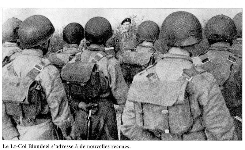 L'épopée des SAS Belges et de leur leader, le Cpt « BLUNT » BLONDEEL  Img28010