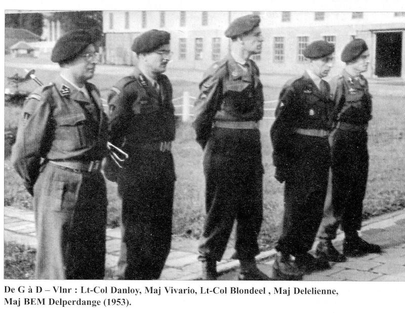 L'épopée des SAS Belges et de leur leader, le Cpt « BLUNT » BLONDEEL  Img28610
