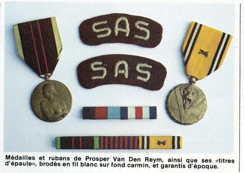 L'épopée des SAS Belges et de leur leader, le Cpt « BLUNT » BLONDEEL  Madail10