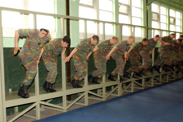 L'épopée des SAS Belges et de leur leader, le Cpt « BLUNT » BLONDEEL  - Page 2 Oa2110