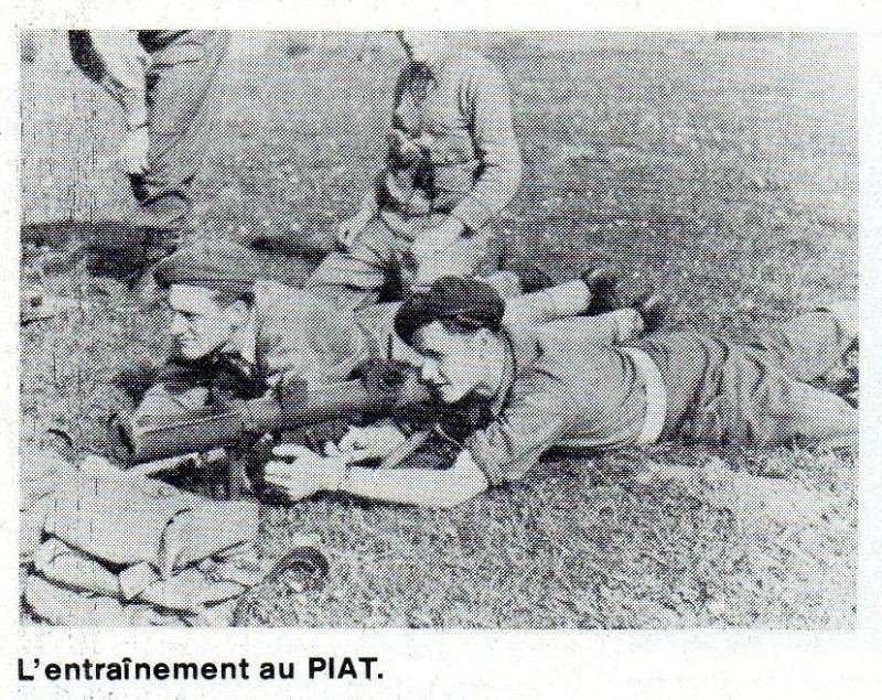 L'épopée des SAS Belges et de leur leader, le Cpt « BLUNT » BLONDEEL  Piat10