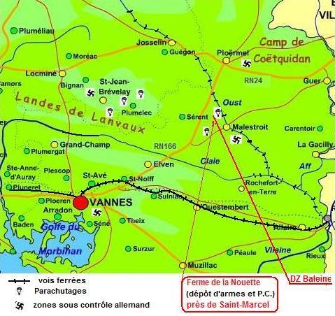 L'épopée des SAS Belges et de leur leader, le Cpt « BLUNT » BLONDEEL  Saint-10